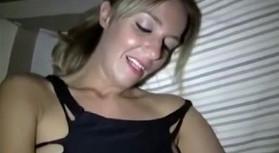Polvazo casero que graban en vídeo