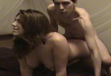 Vídeo casero con una pareja muy fogosa