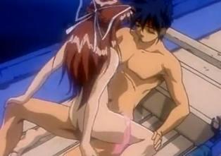 Follada romántica en este video xxx hentai