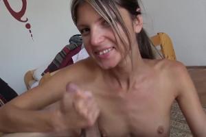 Gina Gerson pasa la tarde disfrutando del rabo de su chico